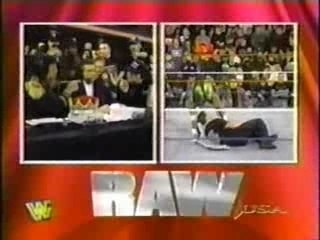 WWF RAW ECW INVASION