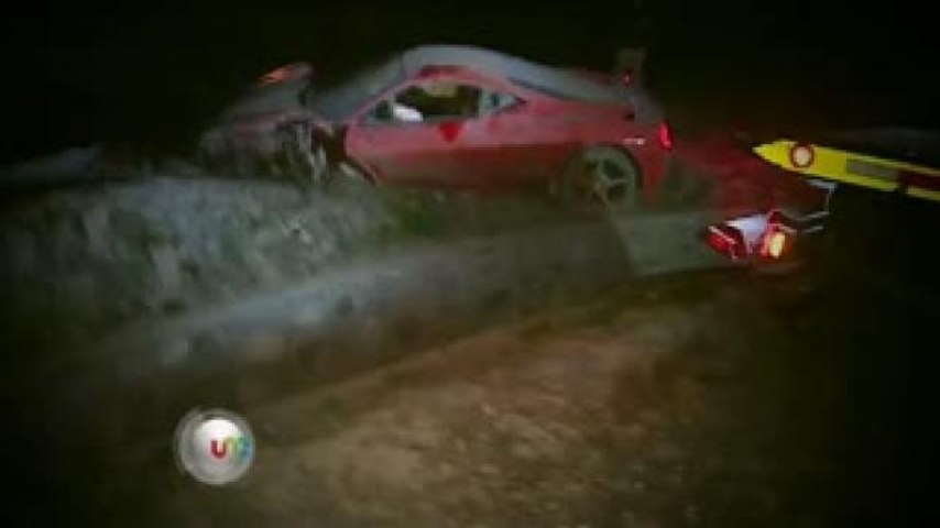 Vidal queda libre tras su accidente de tráfico