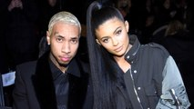 Watch Tyga Awkwardly Feed Kylie Jenner Pasta in Bed