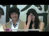 [Y-STAR] Han Jaeseok-Park Solmi Couple, Good (한재석, '박솔미와 잘 만나고 있다!')