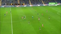 Ahmed Hassan Fantastic Chance, Volkan Demirel Super Save - Fenerbahçe SK 0-0 Braga 10.03.2016 HD