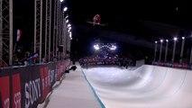 Ski Half-Pipe - Kevin Rolland remporte le SFR Freestyle Tour Tignes et la Coupe du Monde !