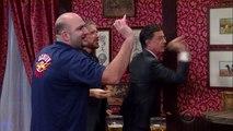 Stephen et Craig Ferguson vs World Darts Champ Scott Waites