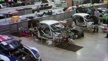 Time-lapse impressionante da construção de um Aston Martin Vantage GTE