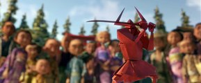 Kubo and the Two Strings (2016) Trailer #2 - Rooney Mara, George Takei (Animation Movie HD)