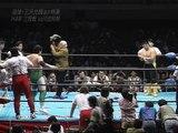 Mitsuharu Misawa vs Toshiaki Kawada 21/10/92