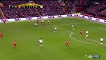 Super shoot from Philippe Coutinho - Liverpool 1-0 Manchester United 10.03.2016