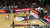 Highlights: Brose Baskets Bamberg-Olympiacos Piraeus