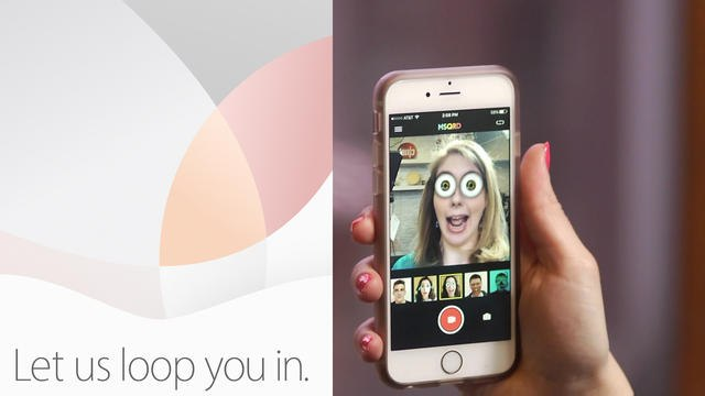 ?Apple loops us in to new gadgets, Facebook gets weird with face-swapping