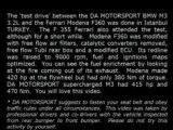 Bmw M3 vs Ferrari Modena F360