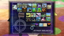 Pokemon Battle Royal - Super Smash Bros Melee - Pokemon Stadium