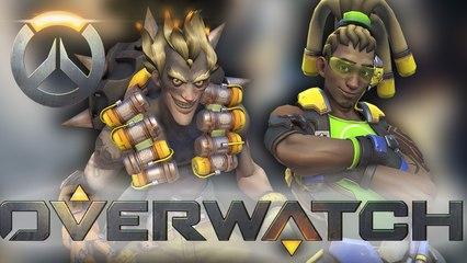 Overwatch Chacal et Lucio !