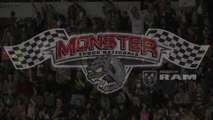 Hoffman Estates Monster Truck Nationals Highlights - 2016