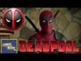 Deadpool Promotes The Comic Con Experience