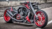 Harley Davidson V Rod | AGERA R by No Limit Custom | Motorcycle Muscle Custom