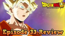 Dragon Ball Super 33 Review: Be Surprised, Universe 6! This is Super Saiyan Son Go