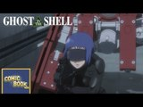 Ghost in the Shell: The New Movie Clip! Exclusive Sneak Peek