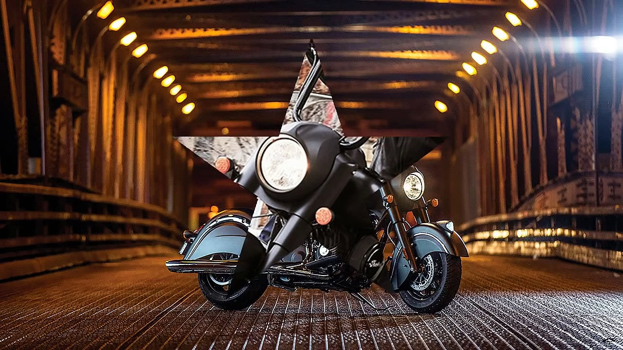 Indian Motorcycle Dark Horse 2016
