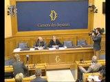 Roma - Federare una nuova sinistra - Conferenza stampa di Paolo Fontanelli (10.03.16)