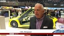 Geneva Motor Show: Spotlight on self-driving concept cars