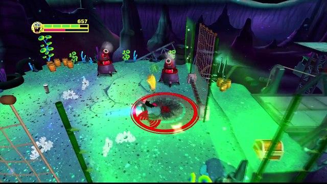 SpongeBob SquarePants: Planktons Robotic Revenge [HD] - Anemone Avenue