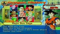 Dragonball Z: BT3 - Gameplay Walkthrough - Part 13 - Majin Buu Saga - Destined Battle Goku vs Vegeta