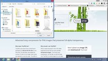 How To Compress ( Resize ) Big Png Jpg Image File