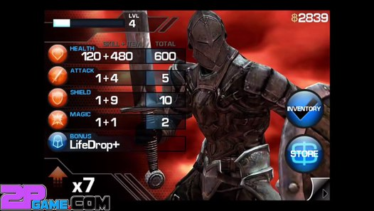 Infinity blade Walkthrough iOS/ Android - video dailymotion