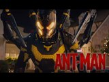 Ant-Man Extended TV Spot #8 - Ant-Man Stands Up To Yellowjacket
