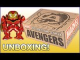 Marvel's Collector Corps Avengers Box