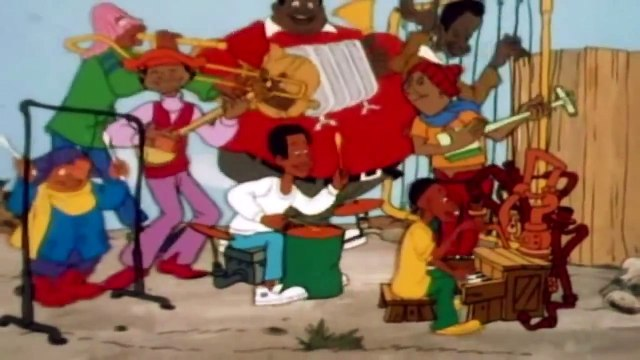 Fat Albert and the Cosby Kids - You can be together and still be miles apart