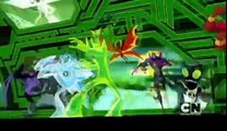 Ben 10 Ultimate Alien Theme (Intro/Opening) & Ending (Credits)