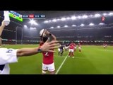 6 Nations : Essai Galles