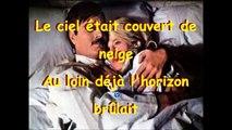 "La chanson du filme Le Docteur Jivago ""LARA"""