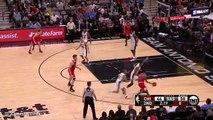Chicago Bulls vs San Antonio Spurs - Highlights - (10.03.2016)