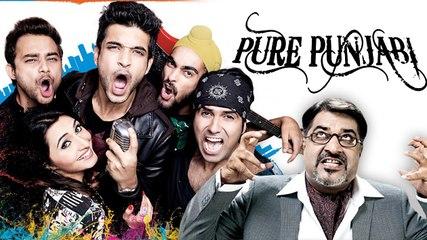 Pure Punjabi | Full Punjabi Movie | Karan Kundra