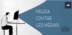 Pegida contre les médias - DESINTOX - 10/03/2016