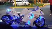 Amazing Moto With Lightining