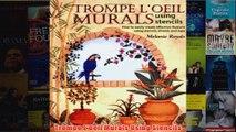 Download PDF  Trompe LOeil Murals Using Stencils FULL FREE