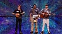 Truly Medley Deeply - Britain's Got Talent 2012 audition - International version