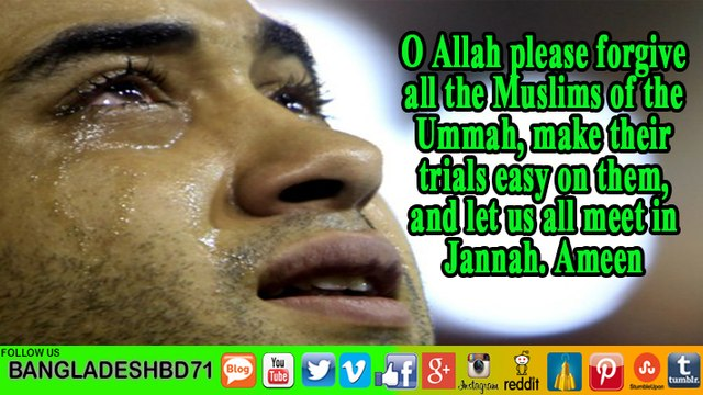 Ya Allah |Forgive us without reckoning _Heart-touching dua~Mufti Menk #Subtitle