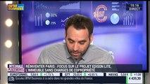 Julien Mouret: Edison Lite, un immeuble sans charges de copropriété – 11/03