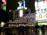 Japon- Carrefour de Shibuya, Tokyo