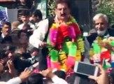 Mushtaq Minhas ki Azad Kashmir ki siasat main dabang entry