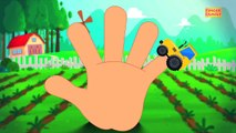 Construction Vehicles | Finger Family Vehicles | Learn Vehicles For Kids | Nursery Rhymes