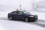 ¿Cómo circula el coche autónomo de Ford en la nieve?