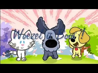 Woezel en Pip - Woezel is Boos! ( met tekst)