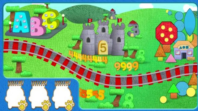 Blues Clues - Blues Gold Clues Challenge - Blues Clues Games
