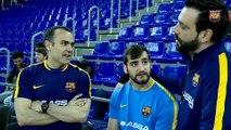 FCB Lassa (hockey): Ricard Muñoz i Marc Gual, prèvia FCB Lassa-CP Vilafranca