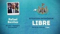 Officiel : Rafael Benitez nouvel entraîneur de Newcastle